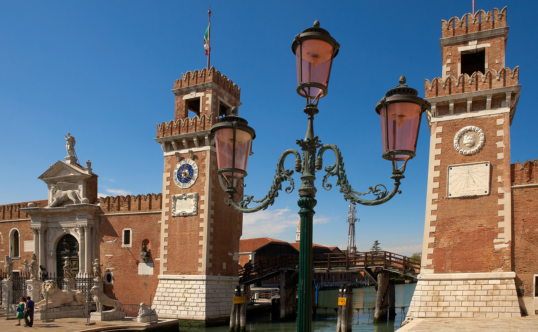 Tour of the Castello district of Venice - The Arsenale