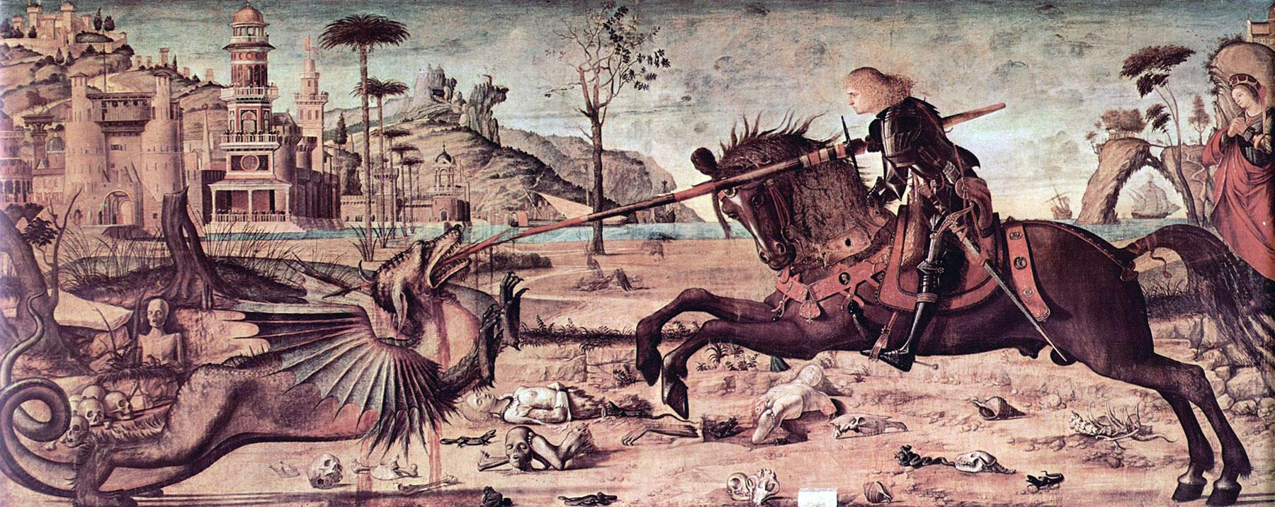 Venetian Gothic Architecture - The World of Carpaccio