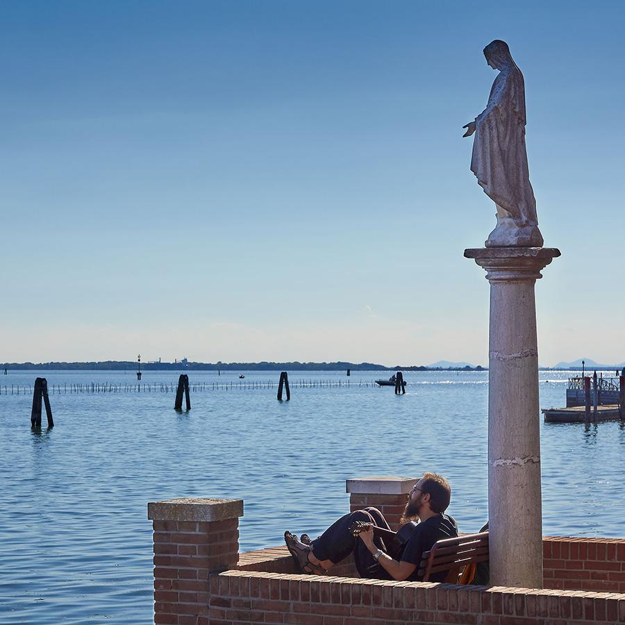 Tour of the Giudecca Island