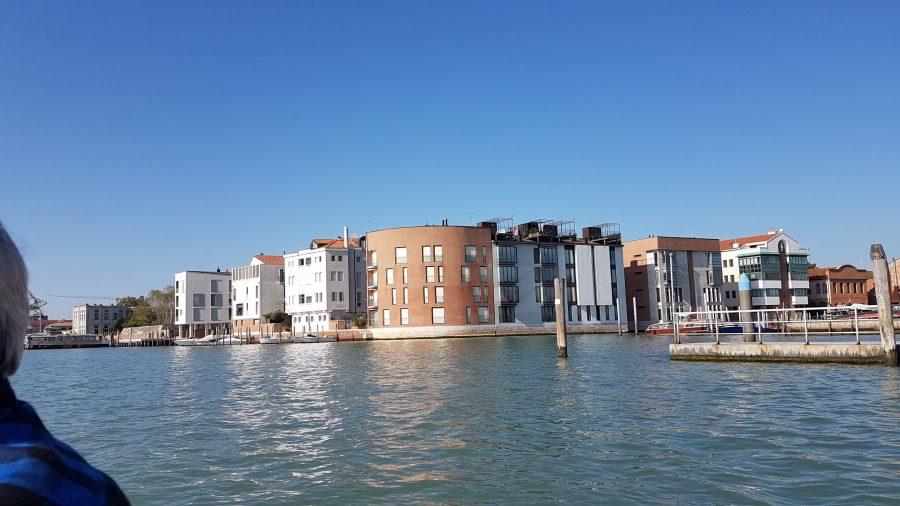Tour of the Giudecca Island - contemporary architecture