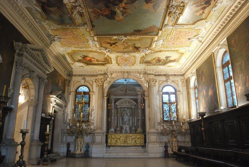 Venetian Rococo - Carmini