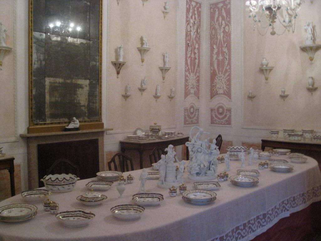 Palatial Art and Architecture - Querini Stampalia