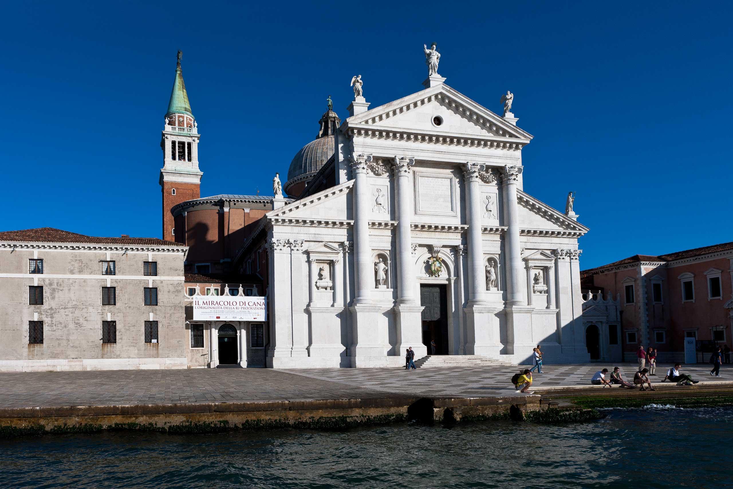 Art and Architecture in Venice - San Giorgio