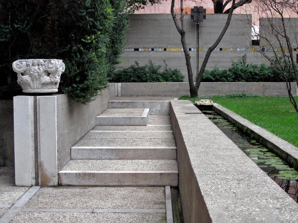 Palatial Art and Architecture - Garden of Querini Stampalia