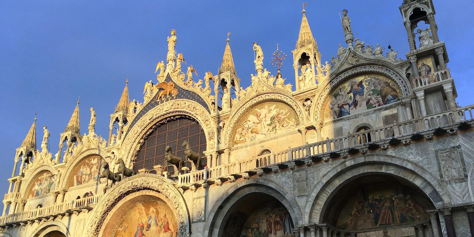 Slow Venice - Basilica San Marco